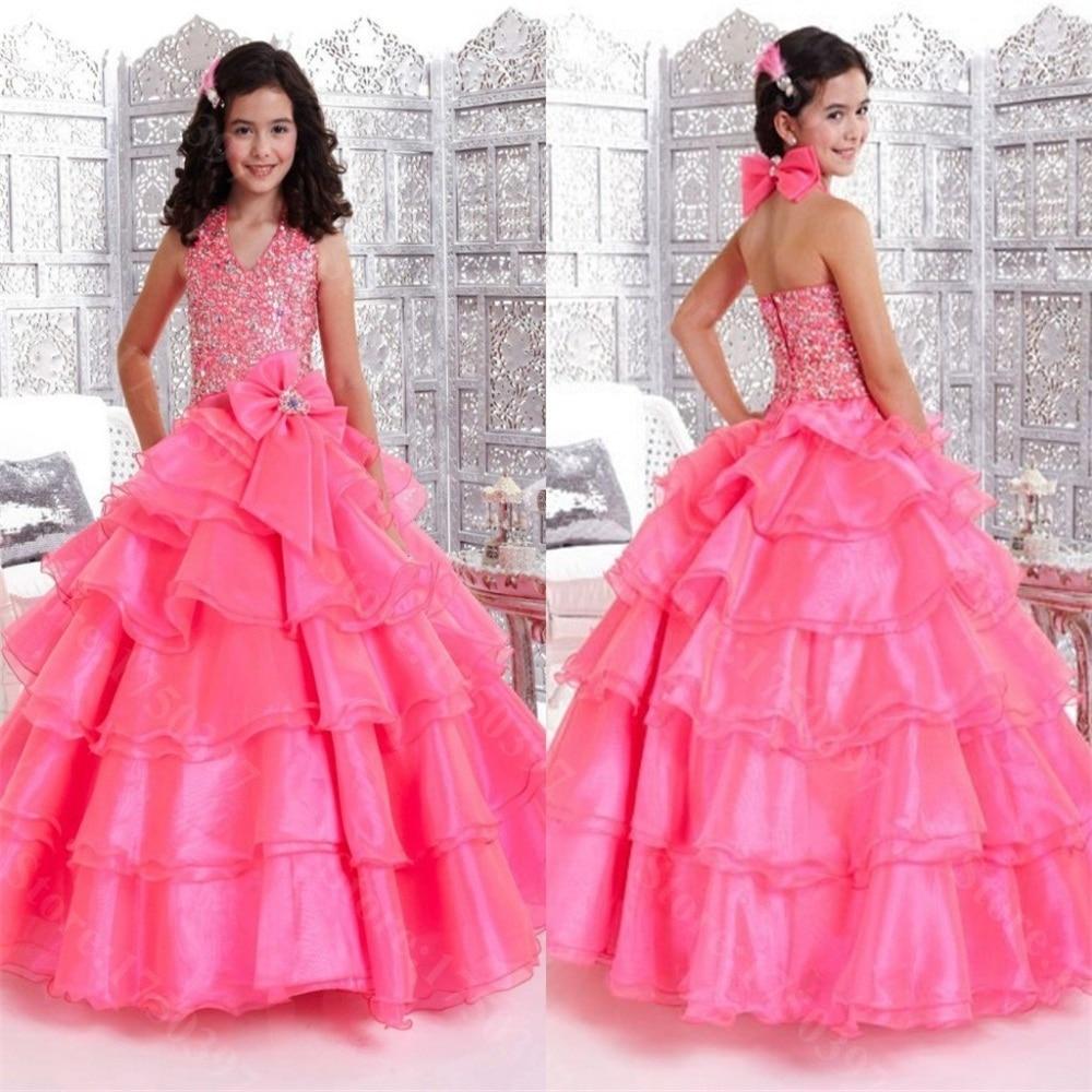 Atractivo Damas De Honor Vestidos De Las Niñas Ideas Ornamento ...
