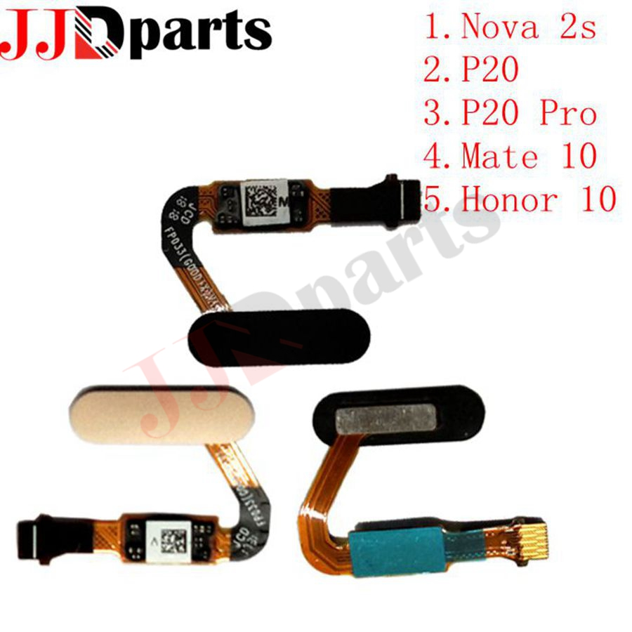 Flex-Cable Id-Sensor Fingerprint Huawei P20 Home Button 2s/mate Touch for Nova 10/Honor title=