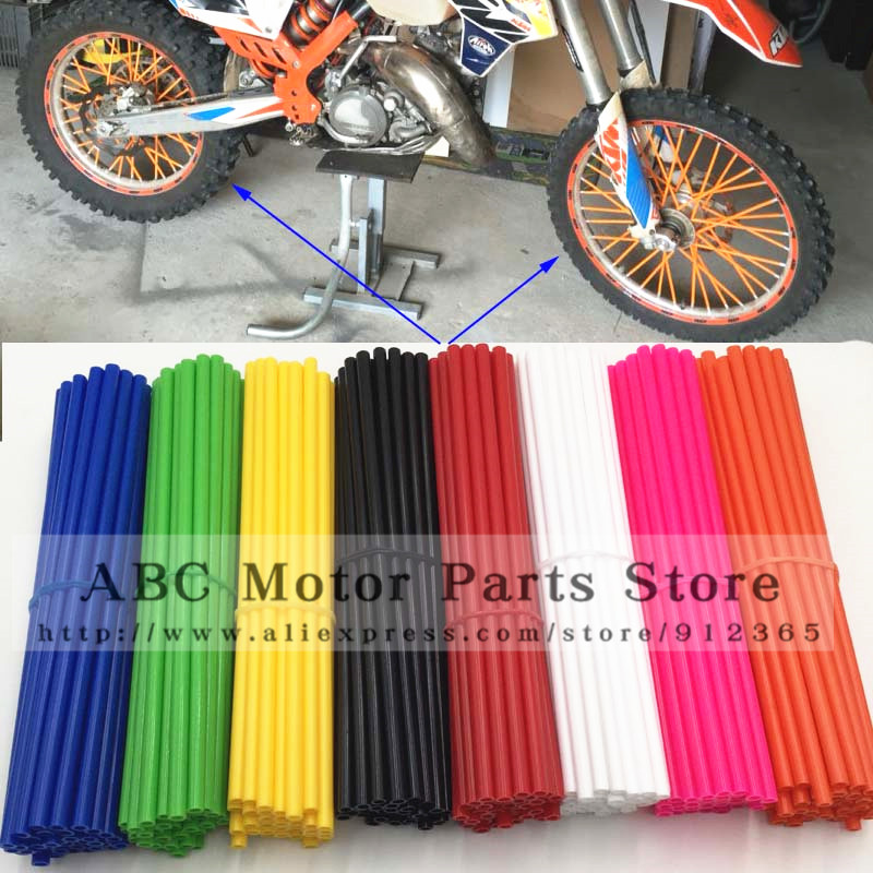 For kawasaki kx 250 Motocross Dirt Bike Enduro Wheel RIM SPOKE SKINS COVERS YAMAHA 450 WR250 KTM150 EXC450 250 CRF Kayo free shipping nio t6t 1w 6w stereo audio fm amplifier kit professional transmitter with tf card
