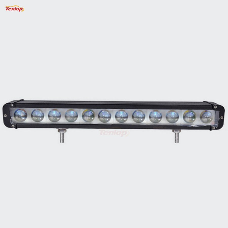 Light Sourcing 20.3 Inch 120W With 4D Lens Front Bumper Grille Light Bar For Offroad SUV ATV 4*4 12V 24V light sourcing the newest type 6 3 inch 60w cree tuning light black red for offroad atv suv wrangler truck 12v 24v