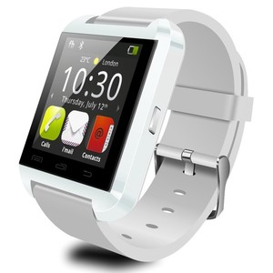 Image 3 - Stepfly Bluetooth Watch U8  For IOS IPhone 4/5S/6 Samsung S4/Note 3 HTC Android /IOS Phone Smart watch GT08 DZ09