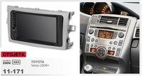 Navirider gps Bluetooth стерео android 9,1 Автомобильный мультимедийный для Toyota Verso 2009 Corolla Автомобильный навигатор + камера carplay