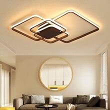 New design Modern Led Ceiling Lights For Living room Bedroom lighting ceiling light plafondlamp Lamp 110v 220v