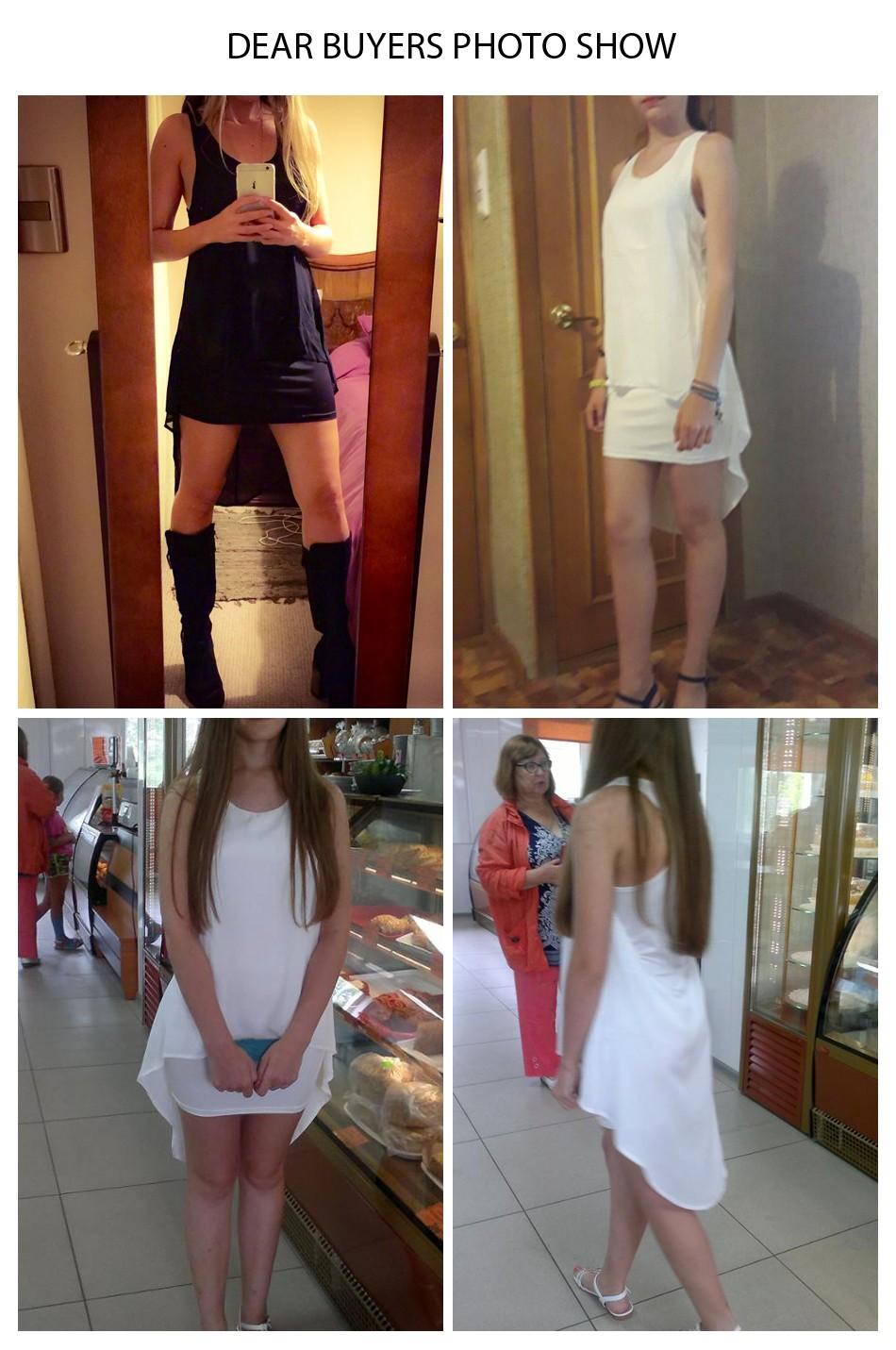 Summer Chiffon dress (1)