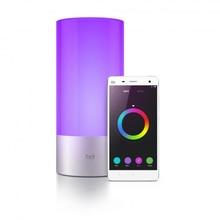 Original Xiaomi Yeelight Inteligente LLEVÓ la Lámpara de Noche Dormitorio 16 Millones RGB de Control Táctil y Teléfono App Para IOS y Android