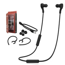 New BT-H06 Bluetooth Earphone and Headphone Stereo Wireless Sport Headset Earhook Earbud with Mic For iPhone For Samsung