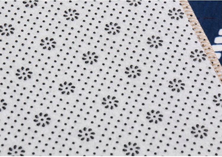 Mysterious decoration carpet