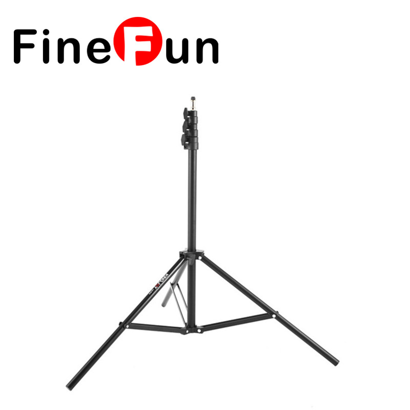 FineFun 2017 2.2M Studio Stands Frame Background Studio Stent Small Photography Air Cushion Buffer Rack Free Shipping #A1528 ashanks small photography studio kit