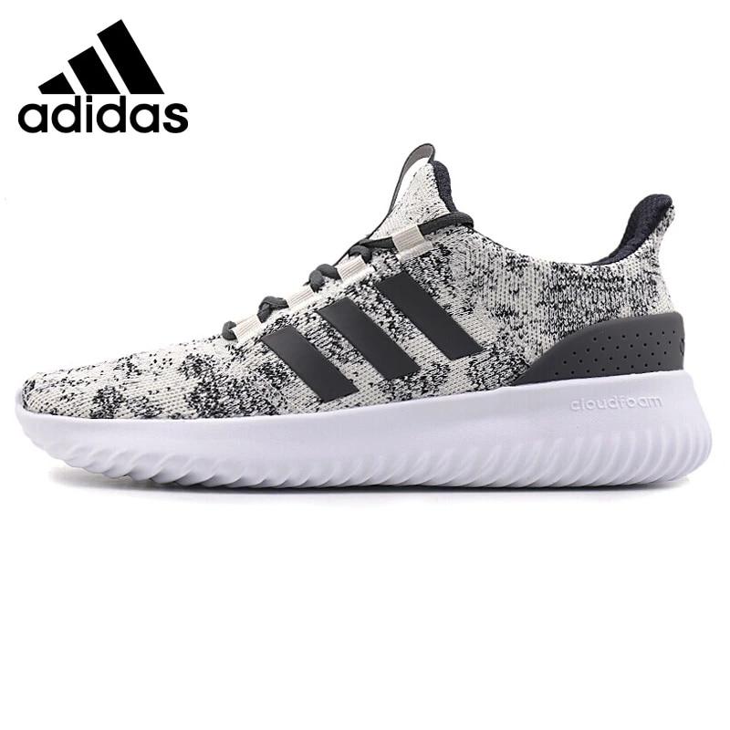 Original New Arrival 2018 Adidas NEO Label CLOUDFOAM ULTIMATE Men's Skateboarding Shoes Sneakers