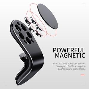 Image 5 - Mentale Magnetische Auto Telefoon Houder Air Vent Mount Mobile Smartphone Stand Magneet Ondersteuning Mobiele In Auto Voor Iphone Samsung Lg