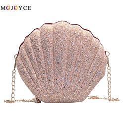 Bonitas lentejuelas Bolso pequeño con armazón bolsos de hombro teléfono dinero bolsa cadena Crossbody bolsos para mujer