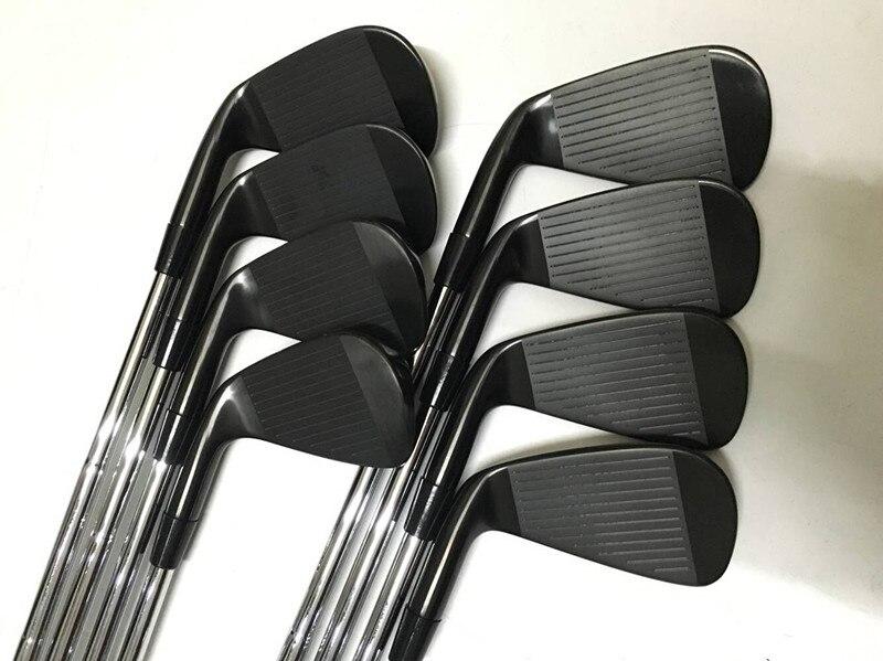 8PCS Black AP3 718 Iron Set 718 AP3 Black Golf Forged Irons AP3 Golf Clubs 3