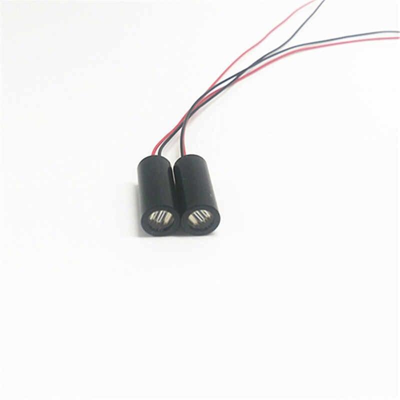 9mm 650nm 5mW 10mW Cruz Roja módulo láser grado Industrial APC controladores TYLASERS