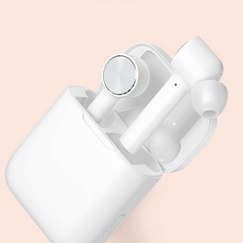 Xiaomi Mi Airdots pro Air TWS bluetooth-гарнитура True Беспроводные спортивные стереонаушники ANC переключатель ENC автоматическое управление паузой