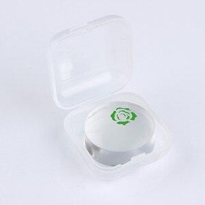 Image 4 - 1Pc Klar Gelee Marshmallow Silikon Stamper 2,8 3,5 3,9 cm Refill Kopf Ersatz mit Box Nagel Stanzen Werkzeug