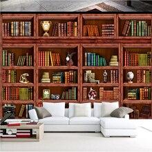 Herhangi Bir boyut özelleştirmek HD 3D Fotoğraf duvar kağıdı oturma odası Kitaplık stereo duvar kağıdı Yatak Odası TV Kanepe Arka Plan duvar resmi Dekor