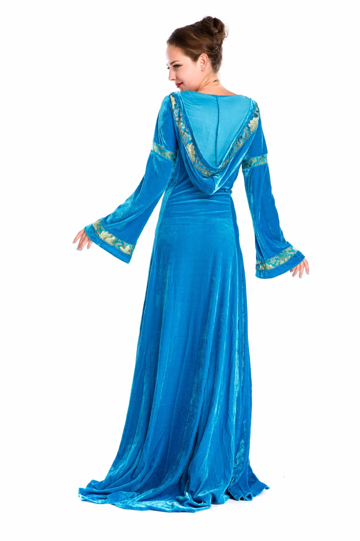 Online Shop Women's Renaissance Costumes Historical Colonial ...