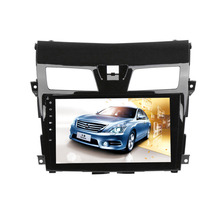 10 inch  Android  Quad Core 1024*600 Fit Nissan TEANA 2013 2014 2015 Car DVD Navigation GPS Radio