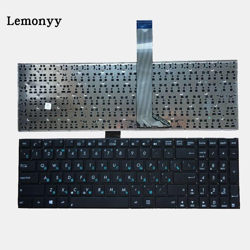 NEW Russian FOR ASUS K56 K56C K56CB K56CM K56CA V550C V550CA V550CB V550CM U58C U58CA U58CB U58CM RU Laptop Keyboard Black