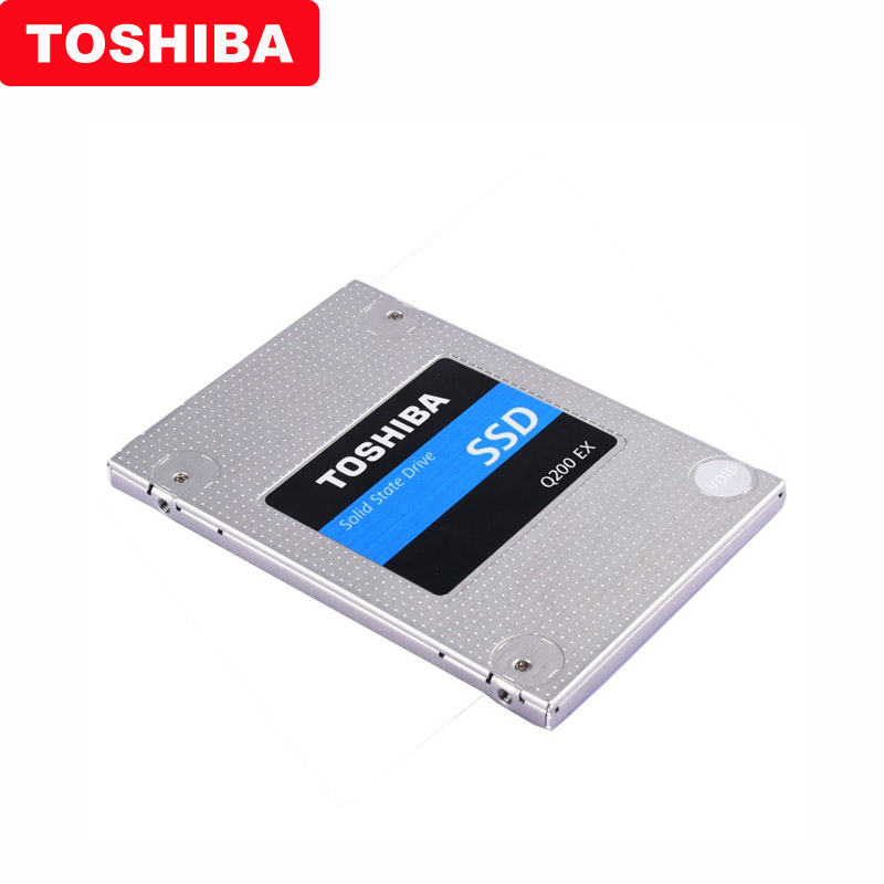 "Image 2 - Original TOSHIBA 240GB Internal solid state drive Q200 EX 480GB MLC Hard Drive Disk 2.5"" SATA 3 SSD  High Speed Cache for Laptop-in Internal Solid State Drives from Computer & Office"