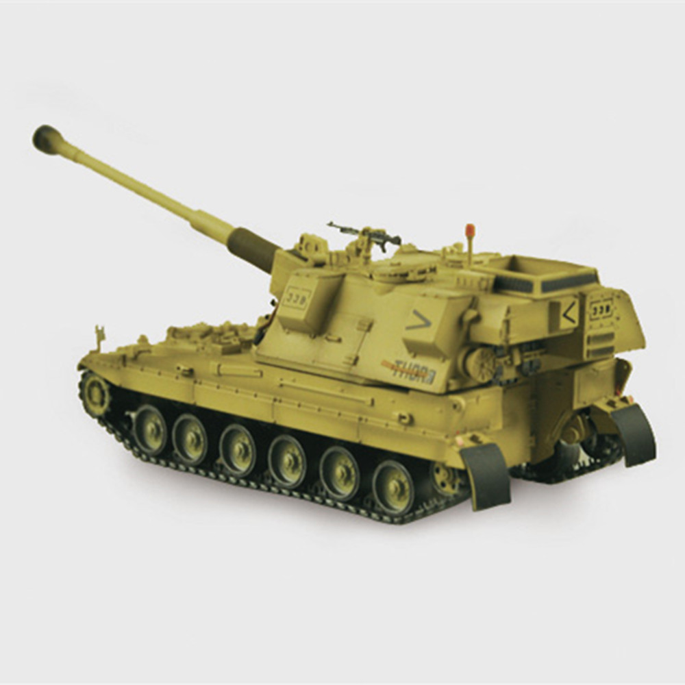 Self Propelled Cart >> EASY MODEL 35000 1/72 Assembled Scale Model Finished Model Tank AS 90 Self propelled Artillery ...