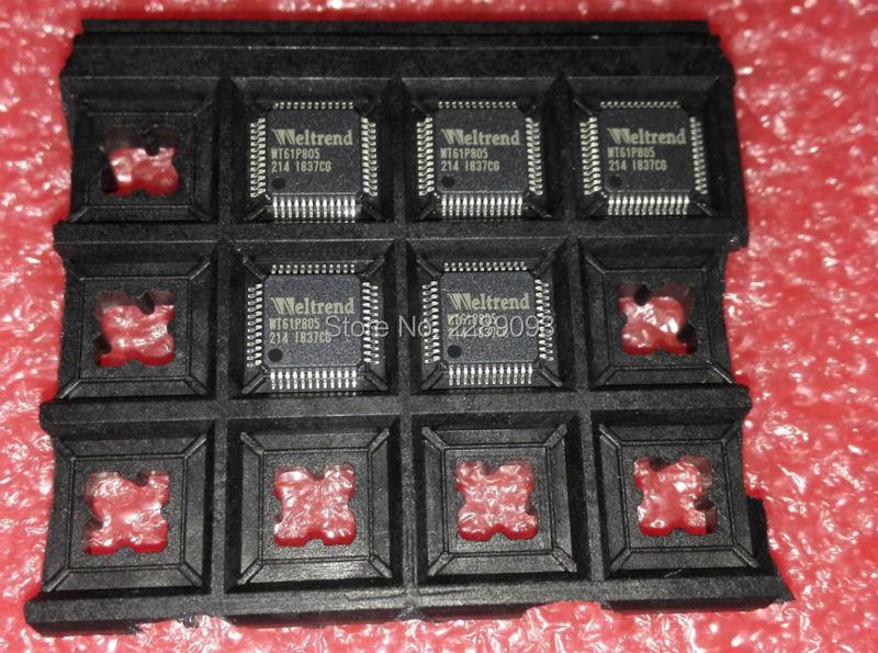 Free Shipping! WT61P805 WT61P80S QFP-48