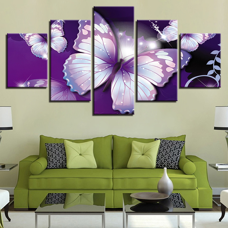 Canvas Painting Hd Prints Home Decoration Bedside