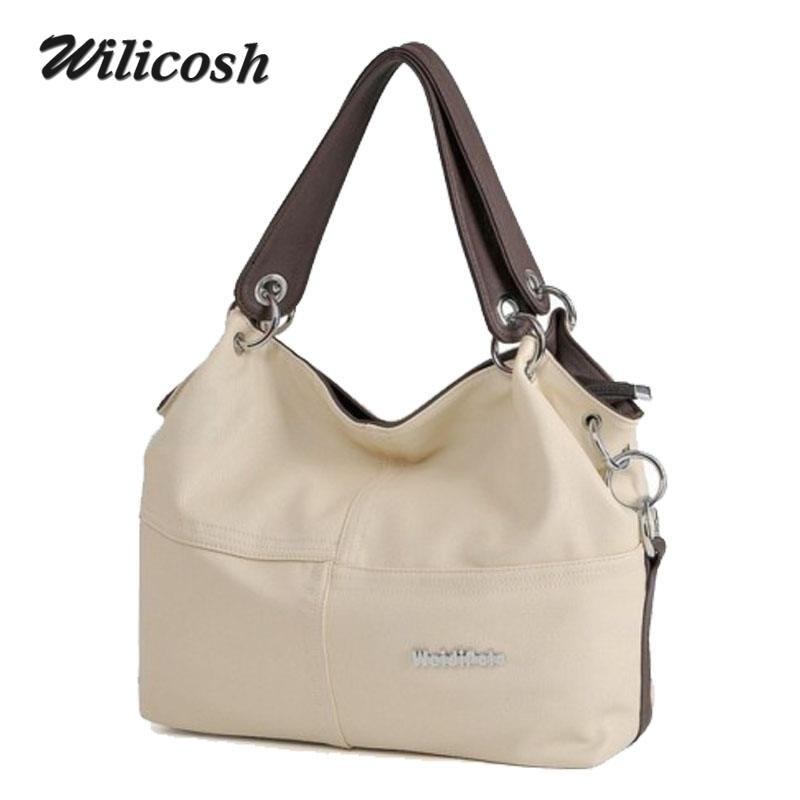 Fashion font b women b font leather handbags Messenger font b Shoulder b font crossbody font
