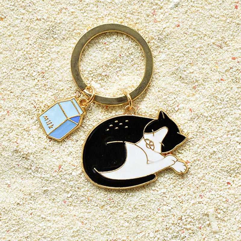 RE 100 ชิ้น/ล็อตจัดส่งฟรีสัตว์พืชเบียร์แมวสุนัข Multistyle พวงกุญแจพวงกุญแจพวงกุญแจโซ่แหวนขายส่ง