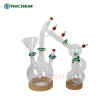 цены Lab glassware kit for short path distillation.2L