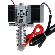 Geeetech reprap kossel 3d printer j-head hotend short distance extruder GT8 nozzle 0.3/0.35/0.4/0.5mm filament 1.75/3mm