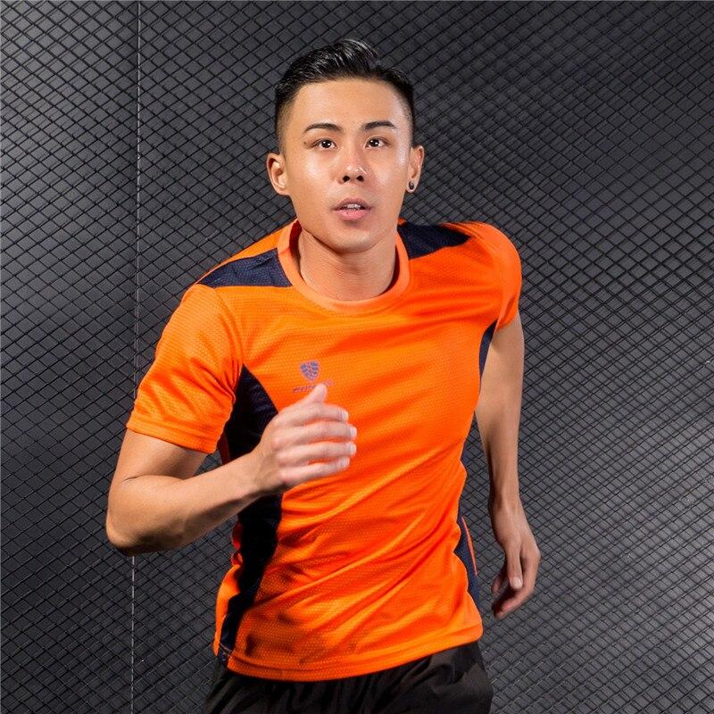 T-shirts Adhemar Quick Dry Sport T Hemd Männer Polyester Rashgard Mma Kurzarm Atmungsaktiv Fitness Shirt Männer Herbst Gym T Hemd Lauf