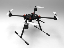 Hot quadcopter font b drones b font MH550 Radios control quadropter multicopter RTF model four axis