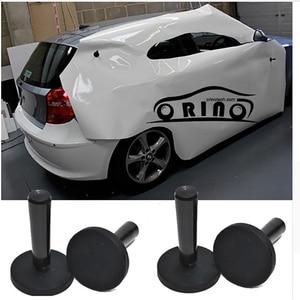 Image 1 - EHDIS 4pcs Carbon Fiber Car Foil Magnet Holder Vinyl Film Car Wrap Strong Magnetic Application Tool Auto Car Sticker Accessories