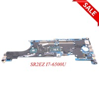 NOKOTION LTS 1 16820 1 448.0AB06.0011 Main board For lenovo thinkpad T570 laptop motherboard SR2EZ I7 6500U full tested