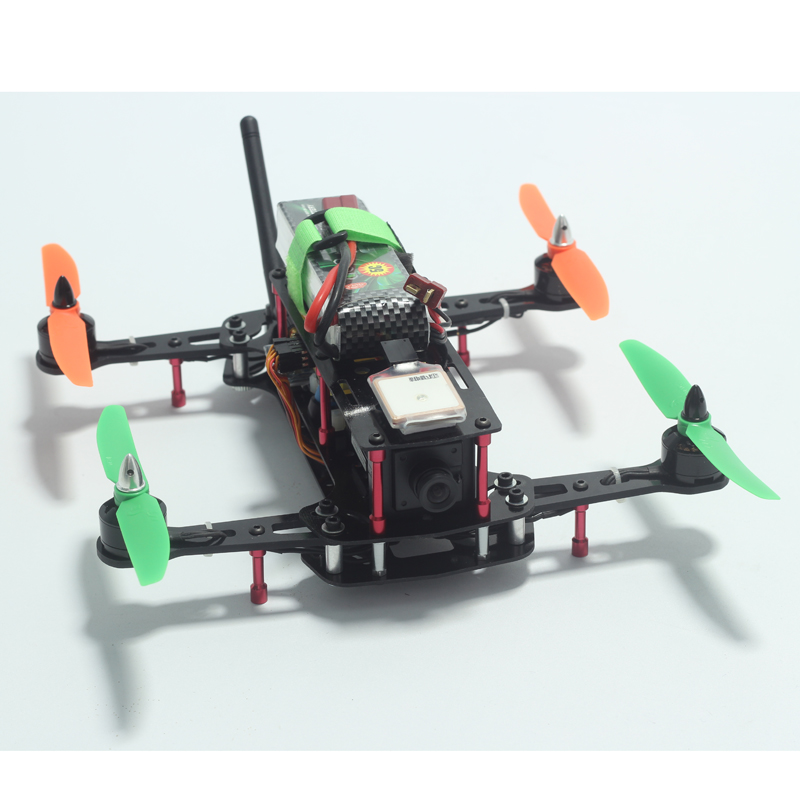 Tarot GE260Z FPV Folding Mini Quadcopter 260mm CF Quad Carbon Fiber Frame Kit Foldabale better than QAV250 Quadcopter