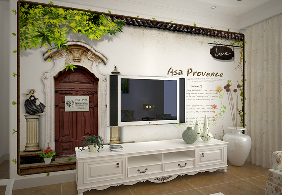 wallpaper provence reviews online shopping wallpaper provence reviews on. Black Bedroom Furniture Sets. Home Design Ideas
