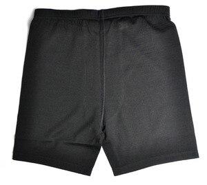 Image 3 - 100% メリノウールメンズの軽量下着男性黒ボクサー Underpant フライクール春暖かい冬のショートパンツで送料無料