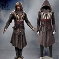 Assassins Creed filme Callum Lynch Homens Halloween traje cosplay Assassins Creed Cosplay traje adulto traje extravagante personalizado
