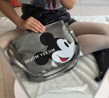 HJKL 2018 Women Messenger Bags Minnie Mickey Bag Leather Handbags Clutch Bag Bolsa Feminina mochila Bolsas Female sac a maingif