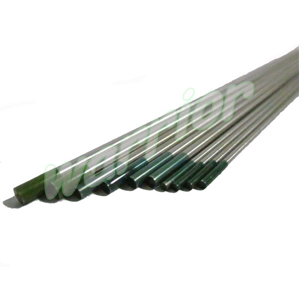 US $18 95 |10pcs Pure Tungsten Electrode Kit Green Tip Size 1 6mm 2 4mm  3 2mm/175mm 1/16