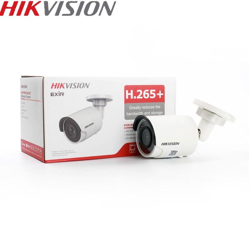 HIKVISION DS-2CD2085FWD-I 8MP 4 K POE IP caméra extérieure IR 30 m tourelle IP caméra H.265 + IP67 IK10 étanche ONVIF EZVIZ - 4