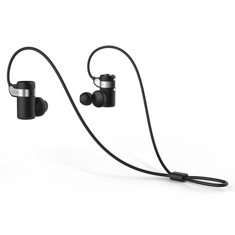 Bluetooth 4.1 Earphone Fone De Ouvido CCK KS Hifi Wireless Earbuds Earphones Sport Heads ...