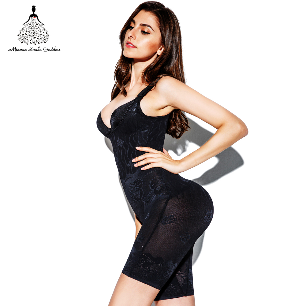 Best Women corsets Tummy Control Opening Crotch