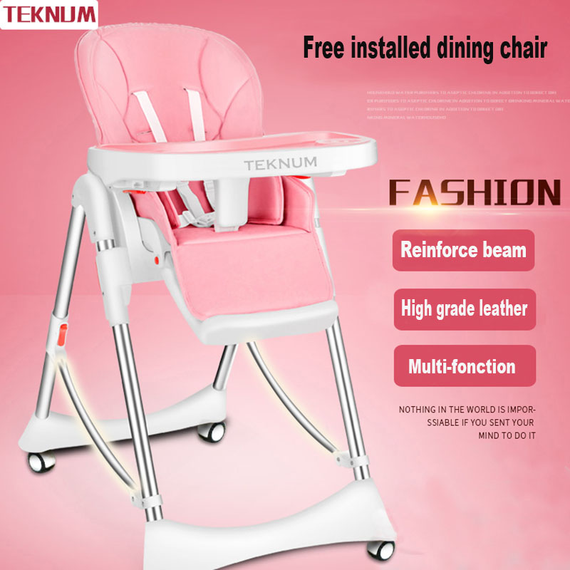Teknum baby dining chair multifunctional folding portable child baby dining table chair multifunctional babyruler child dining chair baby portable folding dining table seat baby dining chair