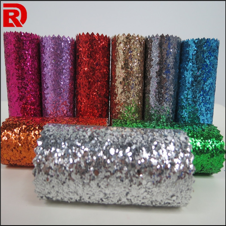 50M/roll 138cm Width Chunky Glitter Wallpaper High Grade3 Glitter Wallpaper For Living Room Decoration And Bar Glitter Wallpaper