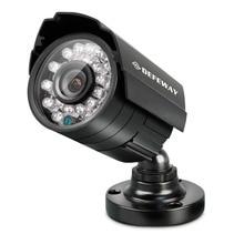 DEFEWAY 720P AHD Outdoor Indoor Video Surveillance Camera HD 1200 TVL Weatherproof Home CCTV Security Camera System No Cables