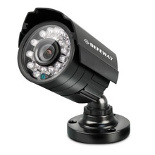 DEFEWAY 720P فيديو مراقبة CCTV في الهواء الطلق كاميرا مانعة لتسرب الماء HD 1200TVL الصفحة الرئيسية كاميرا مراقبة للمنزل الأشعة تحت الحمراء للرؤية الليلية لا الكابلات720p ahd1200 tvlcctv security