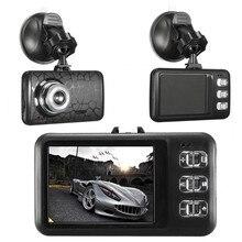 Автомобильный ВИДЕОРЕГИСТРАТОР Камера 2.4 Дюймов Full HD 1080 P Регистратор Recorder Motion Detection ИК Ночного Видения G-Sensor Тире Cam