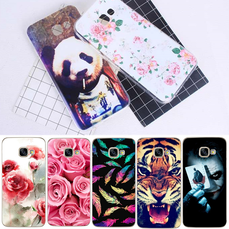 for Samsung A5 2017 Case Soft Silicone Phone Case for Samsung Galaxy A5 2017 Cover Fundas for Samsung Galaxy A5 SM-A520 A520F